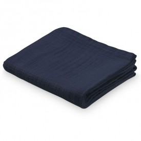 Muslin Cloth - Navy Blue Cam Cam Copenhagen