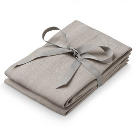 Set of 2 Muslin Cloths - Hazel Beige Cam Cam Copenhagen