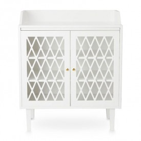 Harlequin Changing table - White - Blanc