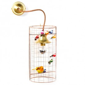 Wall Lamp Birdcage