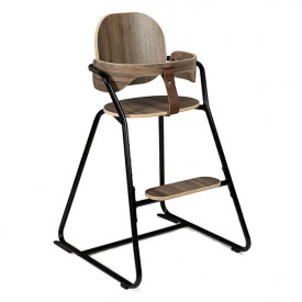 Convertible High Chair Tibu - Black Edition