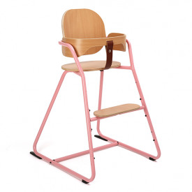 Convertible High Chair Tibu - Pink