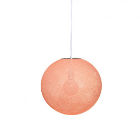 Lampshade Globe Light - M - Coral