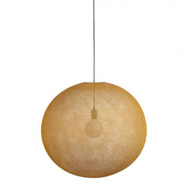 Lampshade Globe Light - XL - Tobacco