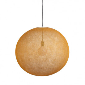 Lampshade Globe Light - XXL - Tobacco