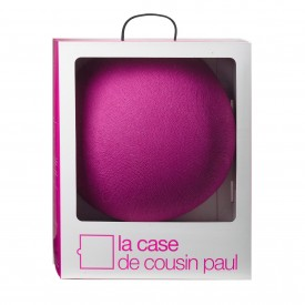 Lamp M - Fuchsia  Pink La Case de Cousin Paul