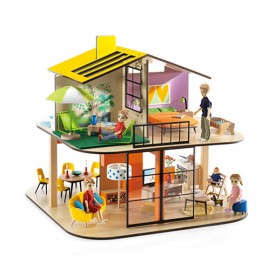 Color Doll House