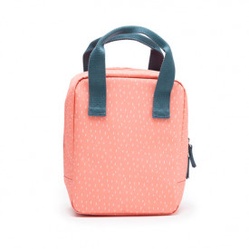 Isothermic Lunch Bag - Coral