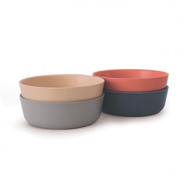 Pack of 4 bowls - Scandi