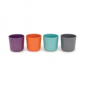 Pack of 4 cups - Prune