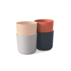 Pack of 4 cups Bambino - Scandi
