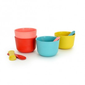 Ice cream set Bambino - Retro