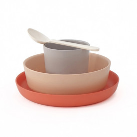 Bambino dish set for kids - Aki