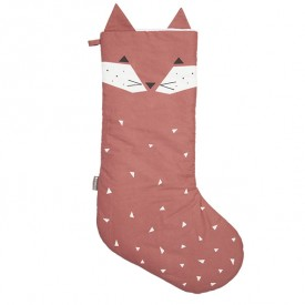 Christmas Stocking Fox