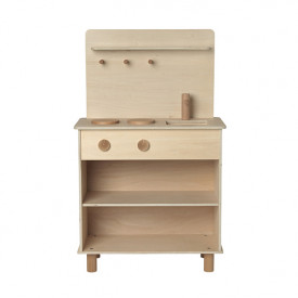 Toro Play Kitchen - Natural - DISPLAY MODEL