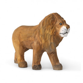 Animal Hand-Carved - Lion