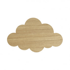 Cloud Lamp - Oiled Oak