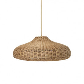 Braided Lampshade Nature Ferm Living Kids