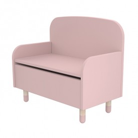 Bench / Toy Box PLAY - Pink