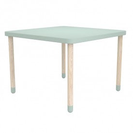 Small square table PLAY - Mint