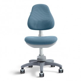 Novo Study Chair - Frosty Blue