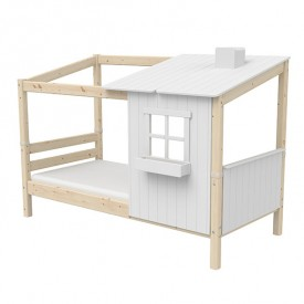 Single bed w/ half Classic House - 90 x 200