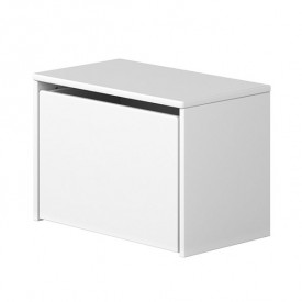 PLAY Storage Chest / Bench - White