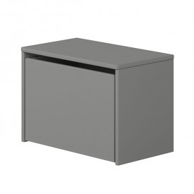 PLAY Storage Chest / Bench - Grey
