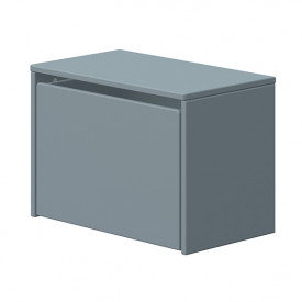 PLAY Storage Chest / Bench - Light Blue