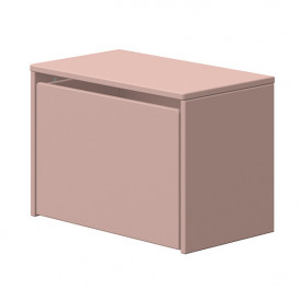 PLAY Storage Chest / Bench - Light Rose