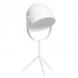 Monty Table Lamp - White