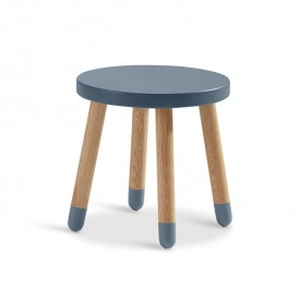 PLAY Small Stool - Blueberry
