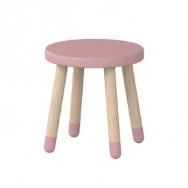 PLAY Small Stool - Pink