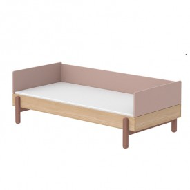 Day bed Popsicle 90 x 200 cm - Cherry