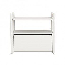 Shelfie Shelf - Mini B - White