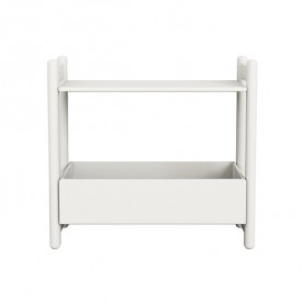 Shelfie Shelf - Mini D - White