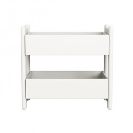 Shelfie Shelf - Mini E - White
