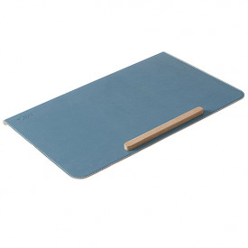 Desk Pad - Frosty Blue