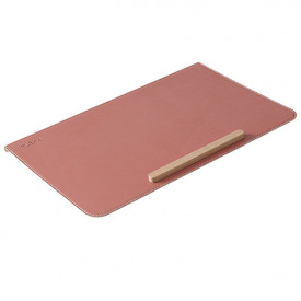 Desk Pad - Misty Pink