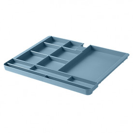 Drawer for Tilting Desks EVO - Frosty Blue