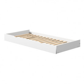 White Underbed Drawer 90x200cm