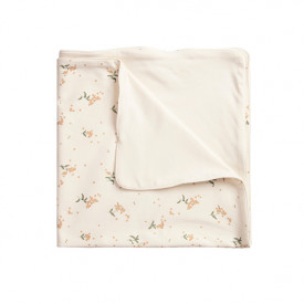 Jersey Blanket - Forget me not