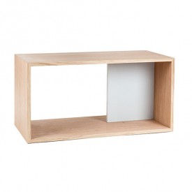 Modular Shelf Edgar - Light Grey
