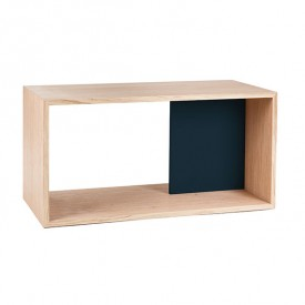 Modular Shelf Edgar - Dark Grey