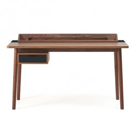 Honoré Desk - Anthracite