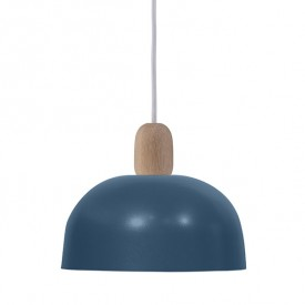 Pendant Lamp Nina - Blue Grey