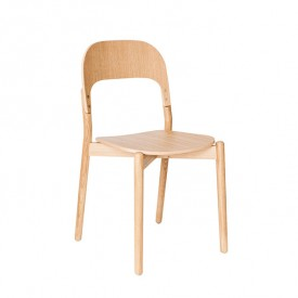 Chair Paula - Oak