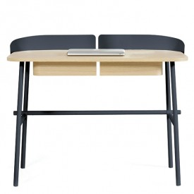 Desk Victor - Anthracite