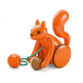Pull Toy - Squirrel