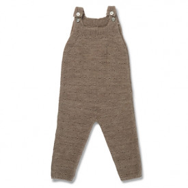 Milly Onesie - Paloma Brown